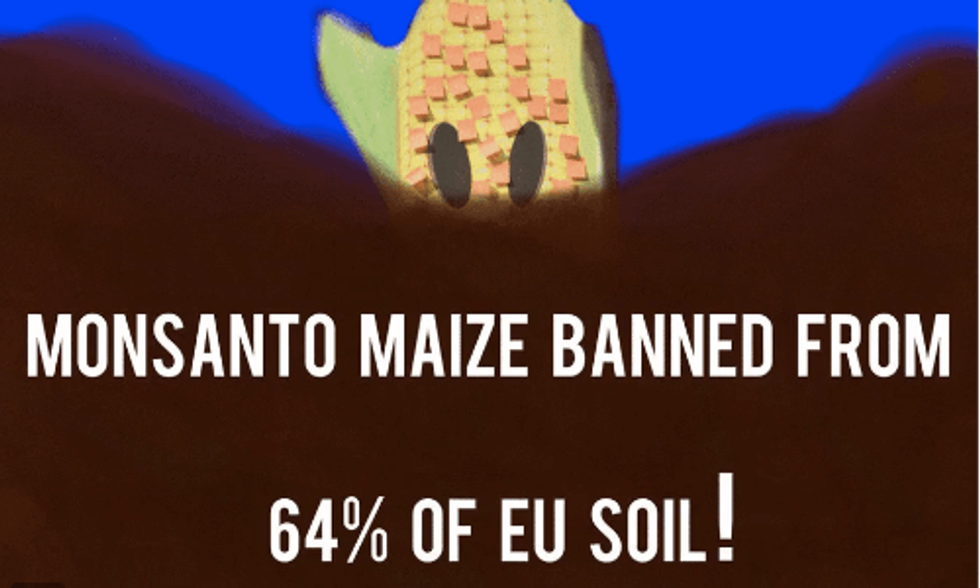 Wales and Bulgaria Latest to Join Massive EU Wave of GMO Bans