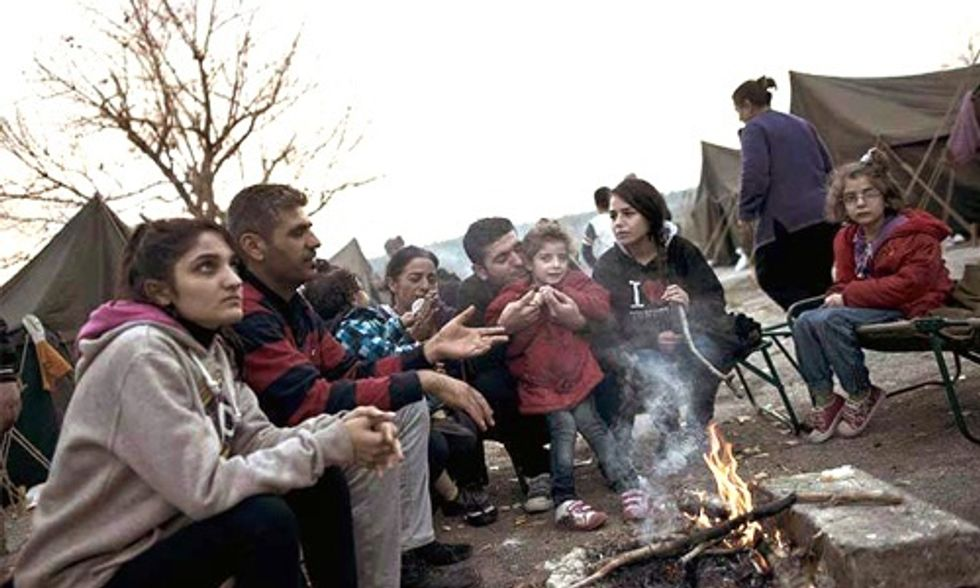 Syrian Exodus Won't Compare to Global Climate Migration