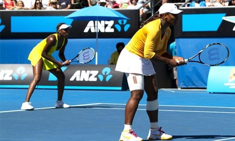 Venus and Serena Williams: Raw Vegan Powerhouses