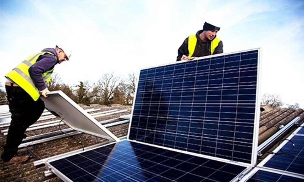 'Fracking Village' Gets Green Light to Go 100% Solar