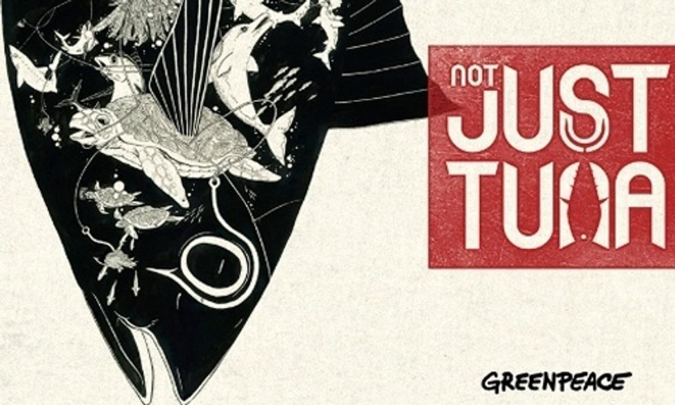 Greenpeace: The Truth Behind the World's Largest Tuna Company