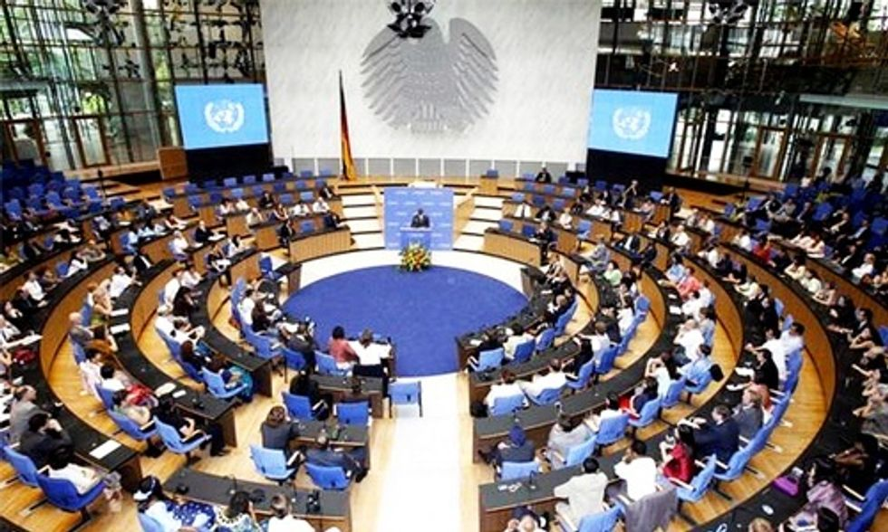 First Draft of New Universal Climate Change Agreement Presented to World Governments