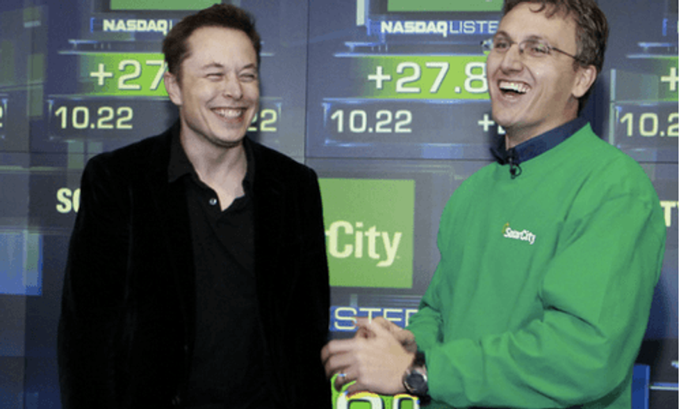 Elon Musk's SolarCity to Begin Mass-Producing 'World's Most Efficient' Solar Panel