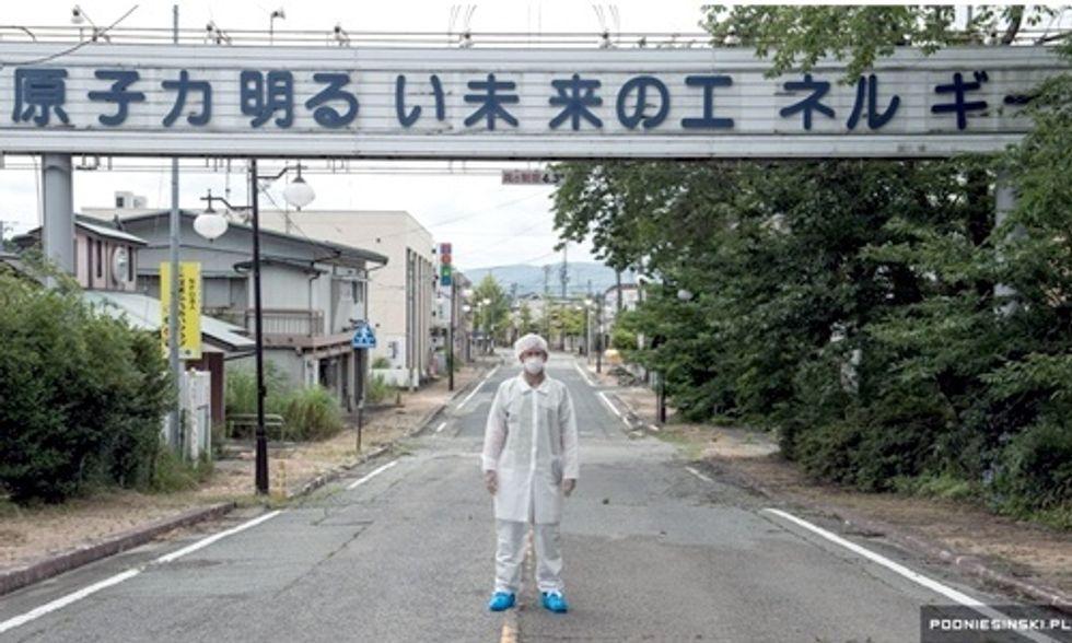 13 Photos Reveal Fukushima as Post-Apocalyptic Wasteland