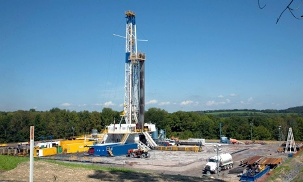 Fracking Boom Goes Bust as Companies File for Bankruptcy