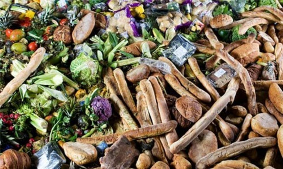 David Suzuki: Food Waste Is a Crime Against the Planet