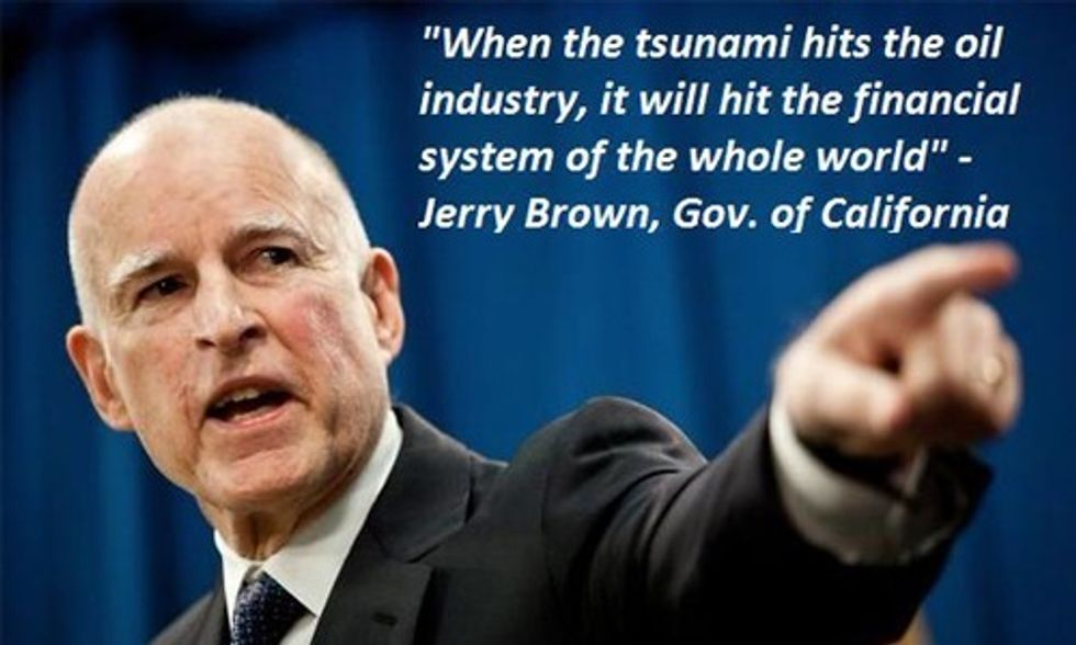 California Governor Signs Ambitious Climate Change Bill Forcing Public Pensions to Divest From Coal