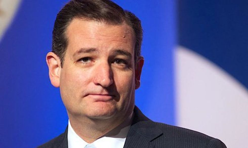 Ted Cruz Lies Again About the Science of Climate Change