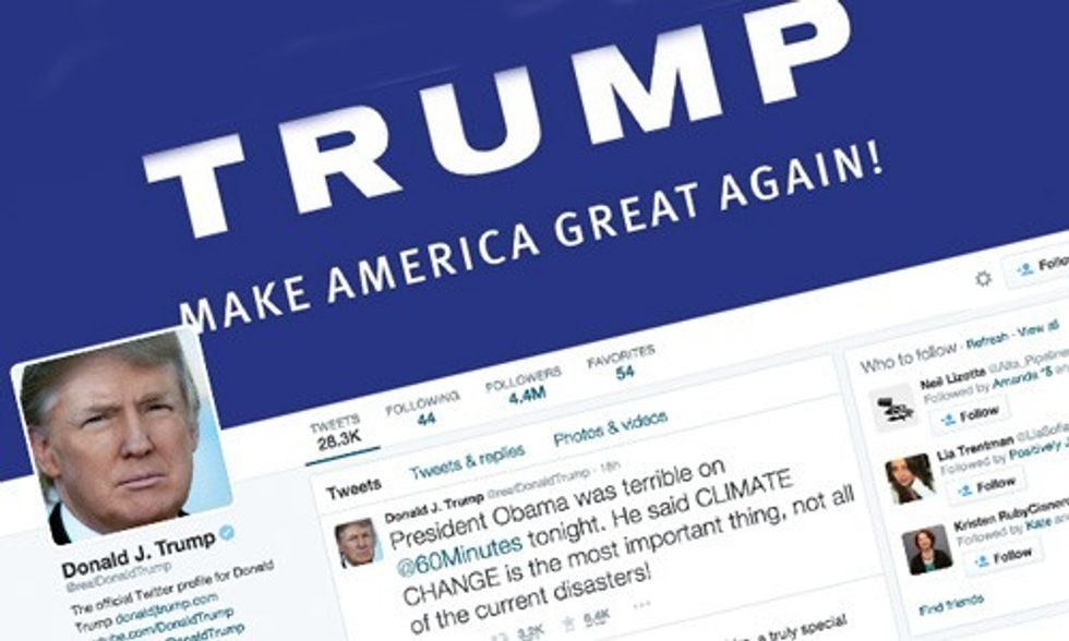 12 Funniest Tweets in Response to Trump Blasting Obama