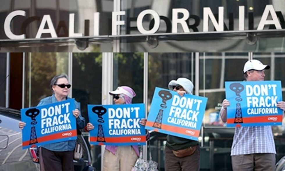 Oil and Water Don't Mix: California Must Ban Fracking