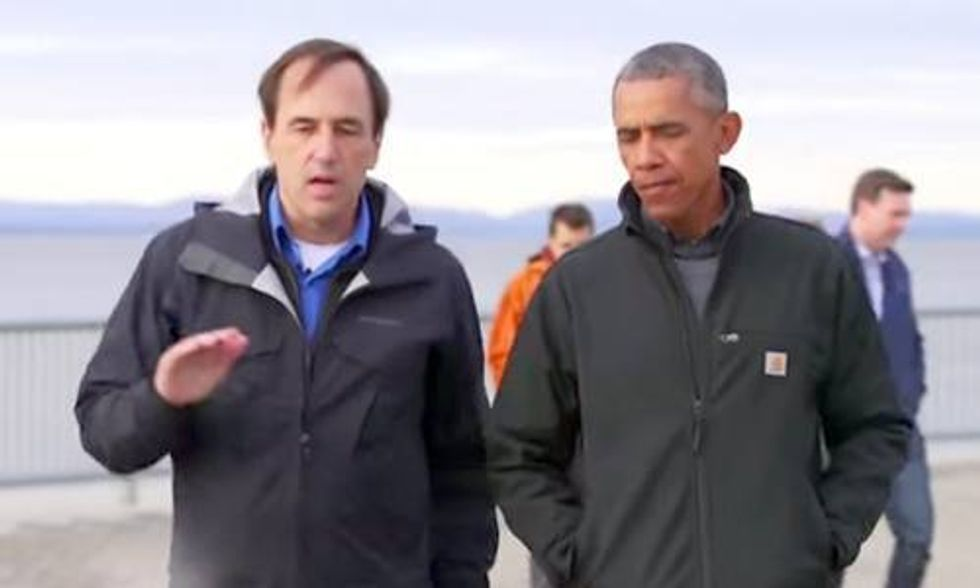 Rolling Stone's Jeff Goodell Shares Insights Into Obama's Climate Strategy