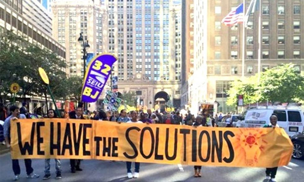 150+ Events Across America Demand Bold Climate Action in Paris