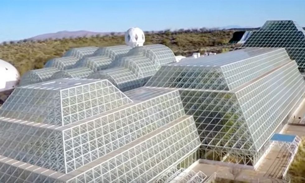 The World's Largest Earth Science Experiment: Biosphere 2