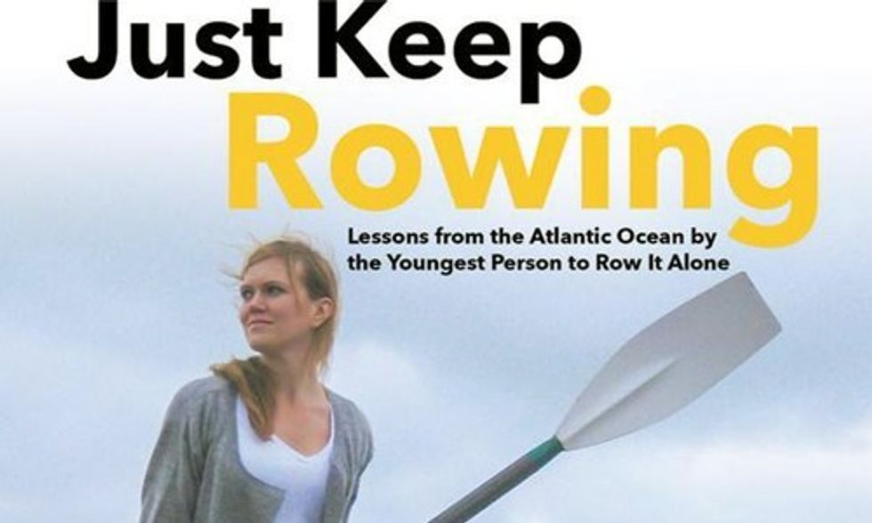 Just Keep Rowing: 3,000 Miles in 70 days From Africa to South America
