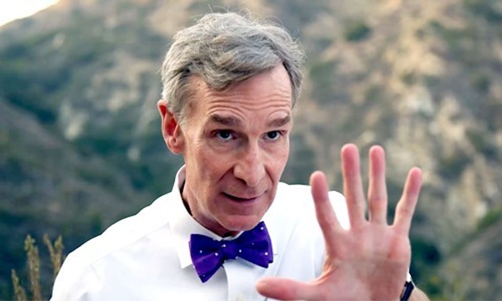 Bill Nye: 5 Simple Things You Need to Know About Climate Change