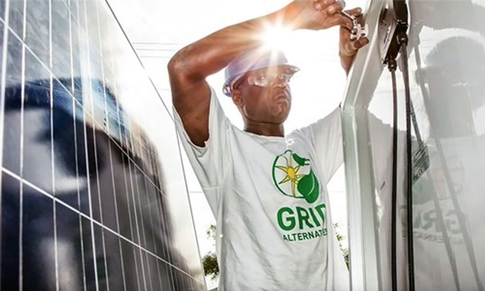 The Solar Revolution Is for Everyone