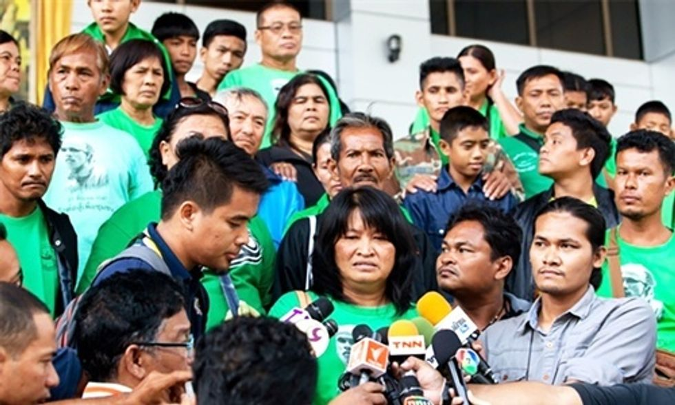 Justice Denied for Murdered Thai Activist Who Defended His Community Against Coal