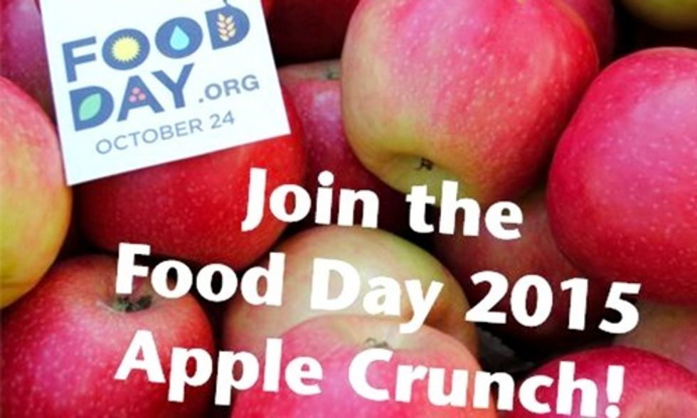 Celebrate Food Day 2015: Encourage Greener, More Sustainable Diets