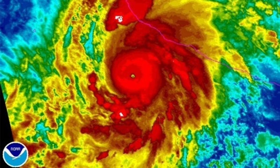 Why Climate Change Is Responsible for Record-Breaking Hurricanes Like Patricia