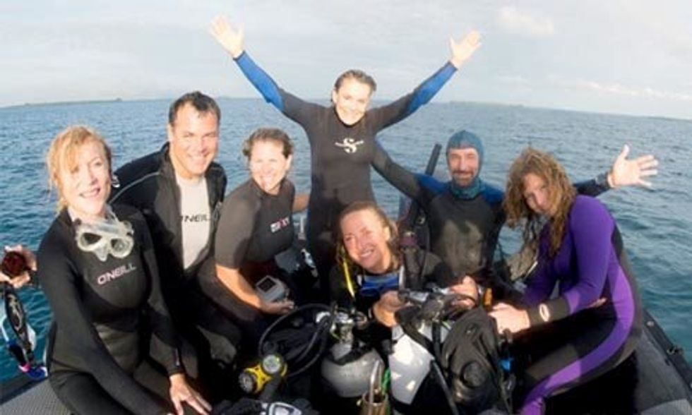 Sylvia Earle's Mission Blue II + TED = Ideas to Tackle World's Most Pressing Ocean Issues