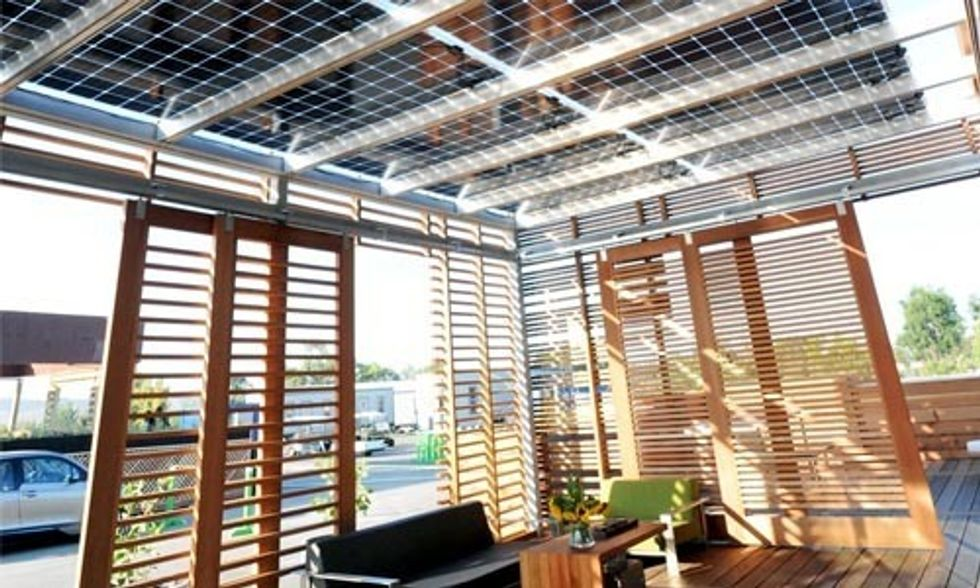 4 Solar Powered Homes Designed by Students That Will Blow You Away