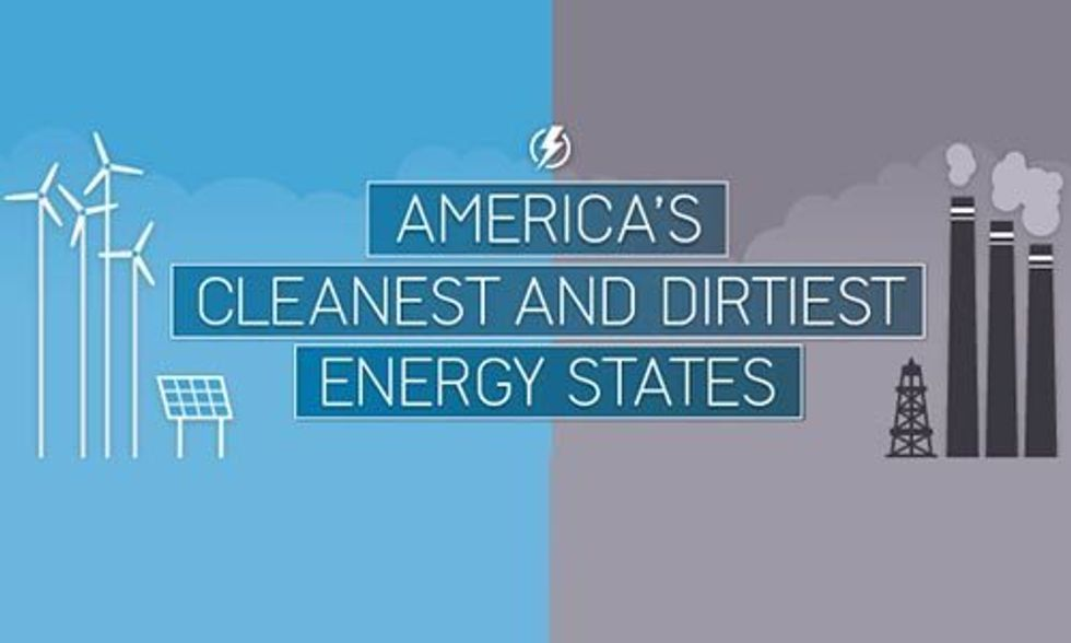 Exclusive: America's 10 Cleanest and 10 Dirtiest States