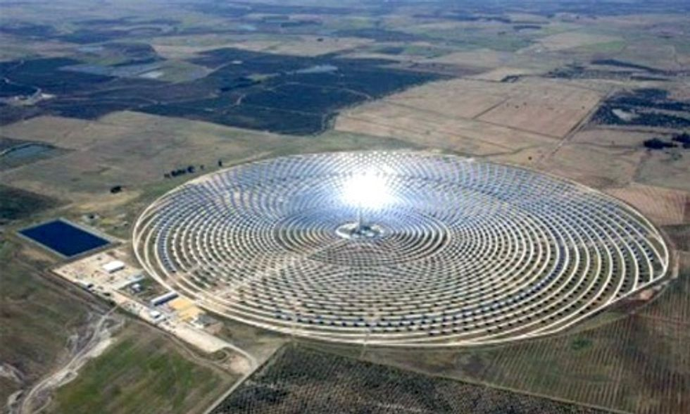 Morocco to Build World's Largest Concentrated Solar Power Plant