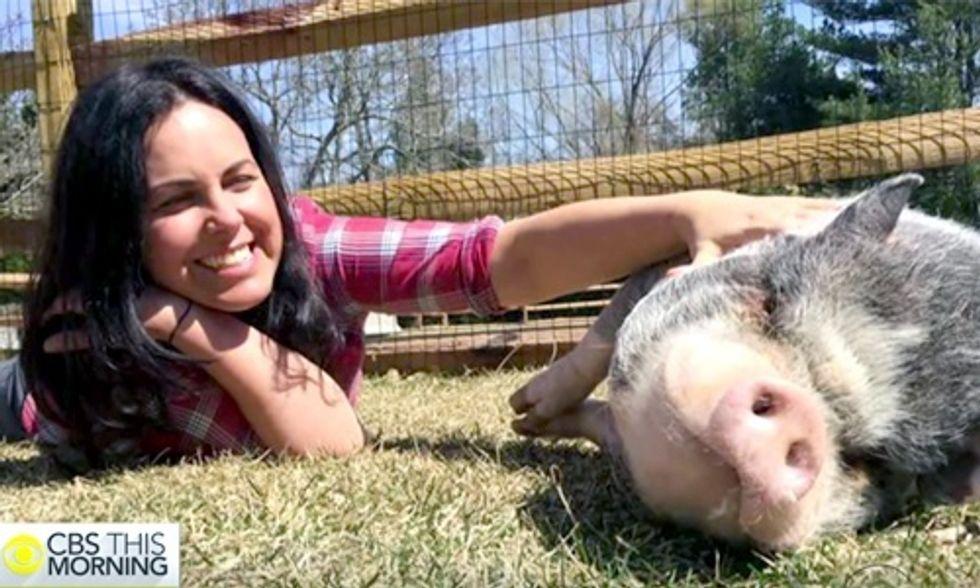 A Sneak Peek at Jon and Tracey Stewart's Animal Rescue Farm