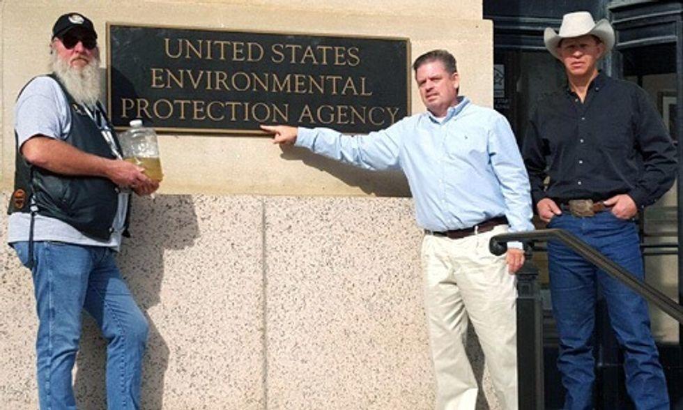 Impacted Landowners Demand EPA Revise Flawed Fracking Study