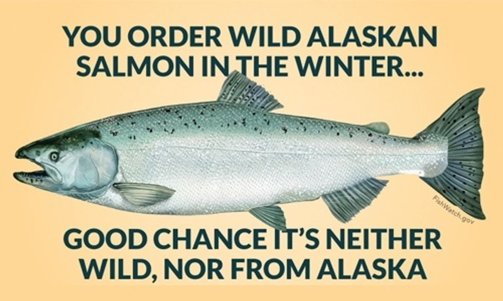 Salmon Lovers Beware: 4 Ways to Avoid Getting Duped by Mislabeling