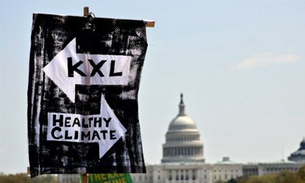 TransCanada Asks State Department to 'Pause' Review on Keystone XL Pipeline