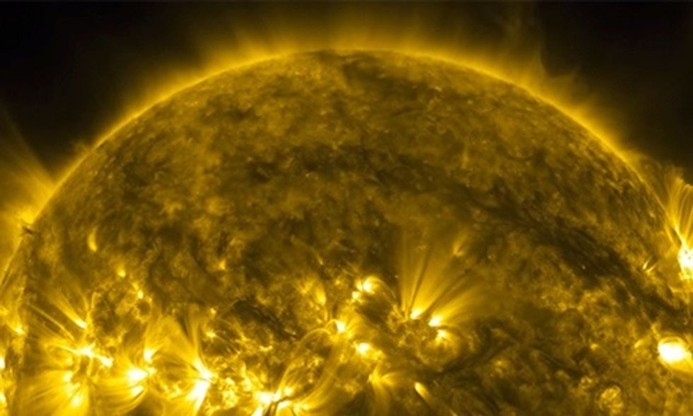 Breathtaking NASA Video Shows the Sun Like You've Never Seen It Before