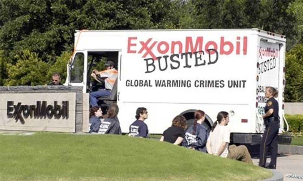 We Must Hold Exxon Accountable for Deceiving the Public on Climate Climate
