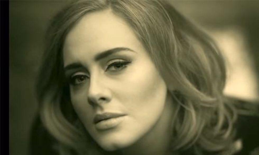 Watch Sir David Attenborough's Amazing Narration of Adele's 'Hello' Video