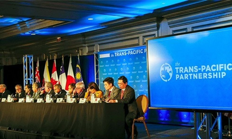 TPP Text Reveals Broad New Powers for Corporations to Attack Food Labeling Laws