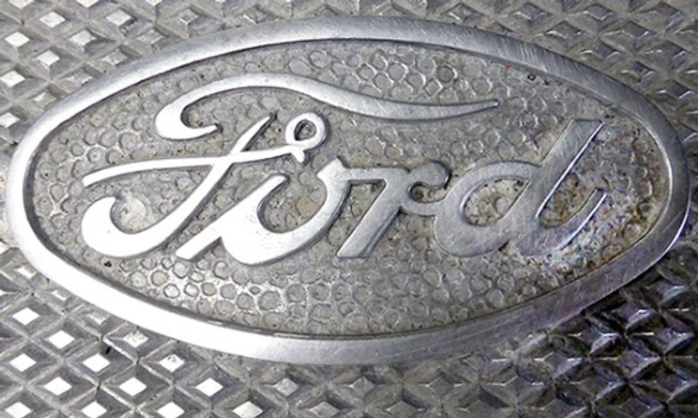 Ford Motor Company Revealed As Funder of Climate Denial Group ALEC