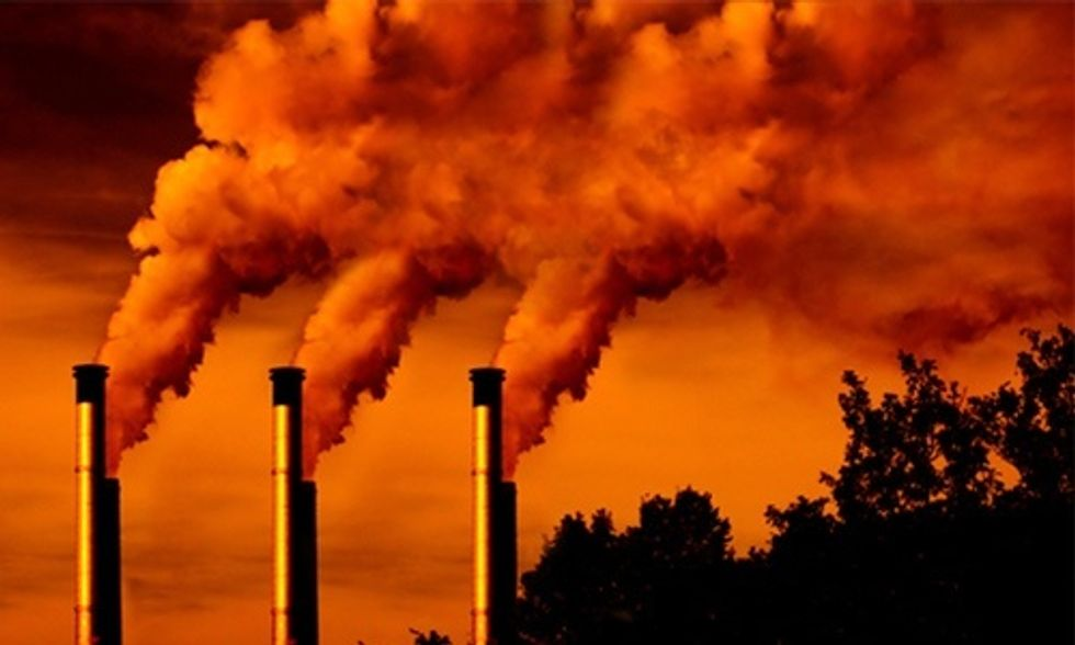 Carbon Levels Rising at 'Frightening Speed' as Greenhouse Gases and Global Temperature Hit Record High