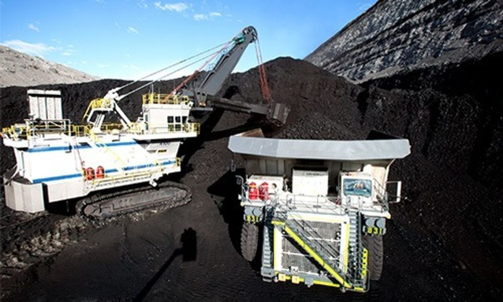 Global Coal Use Falling Fast, Arch Coal Could Face Bankruptcy