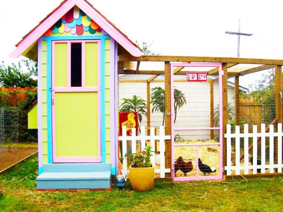 21 Of The Most Outrageously Cool Chicken Coops Which Is Your