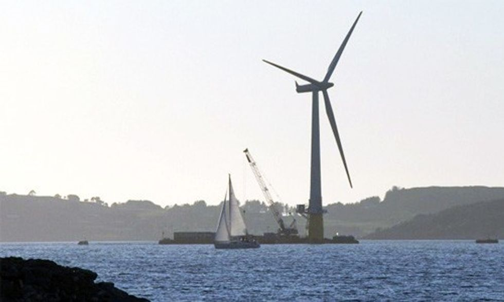 Offshore Wind Technology Is Advancing at a Rapid Pace