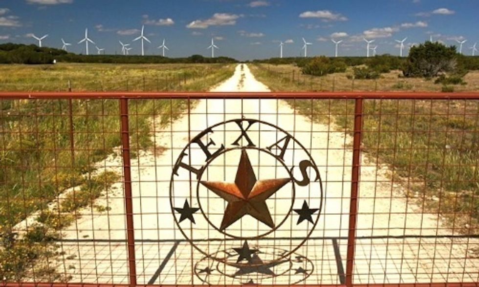 Texas Wind Farms Generate So Much Power Utilities Are Giving Electricity Away for Free