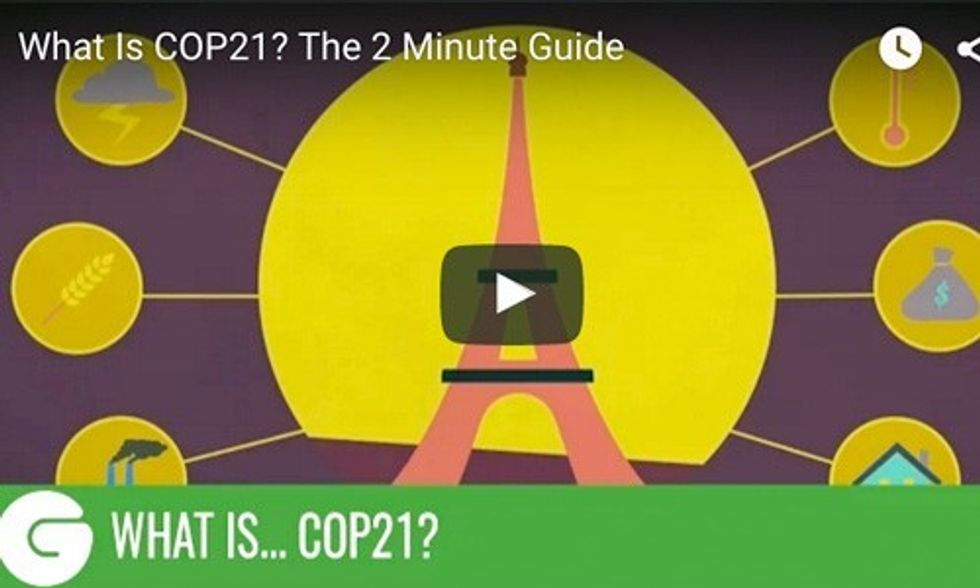 What is COP21? Find Out in This 2 Minute Video