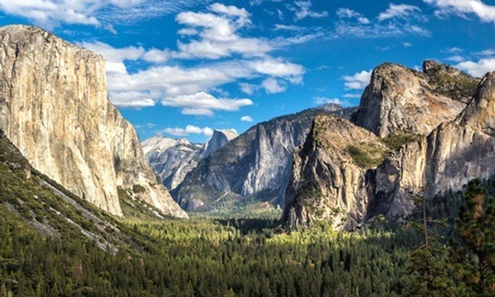 26 National Parks Fail EPA's New Ozone Standard