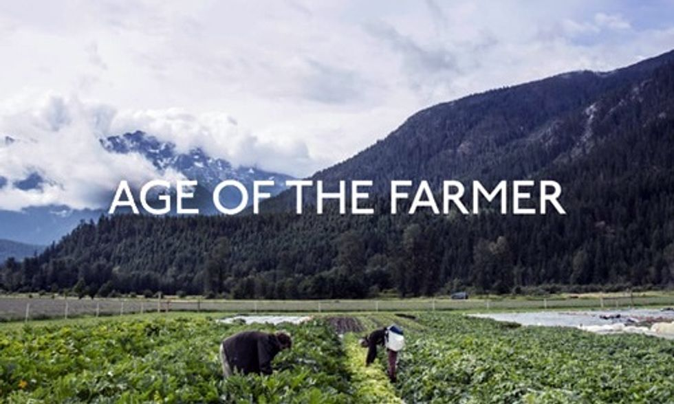 Awesome 5-Minute Video Urges Young People to Start a Farming Revolution
