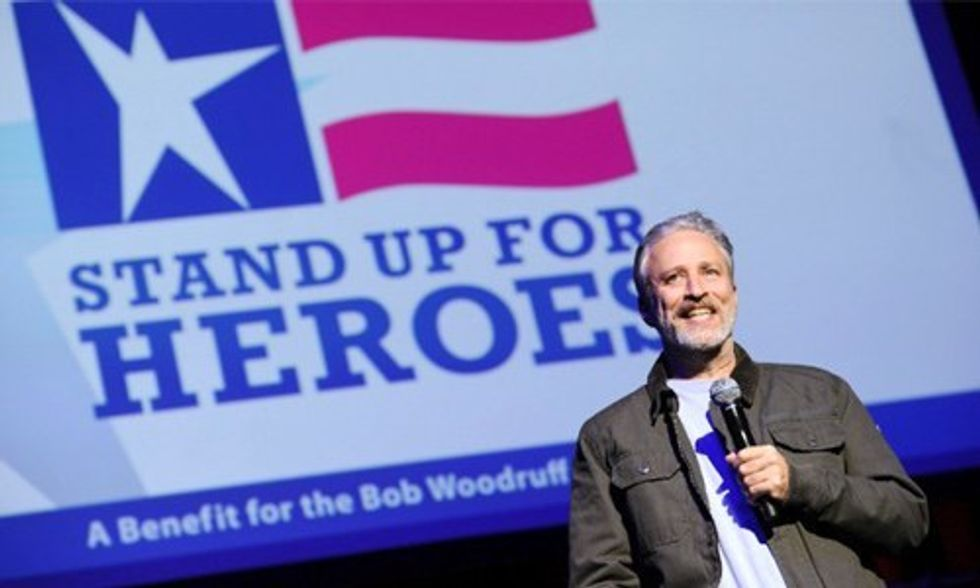 Jon Stewart: 'Are We Really Doing This Donald Trump Thing?'