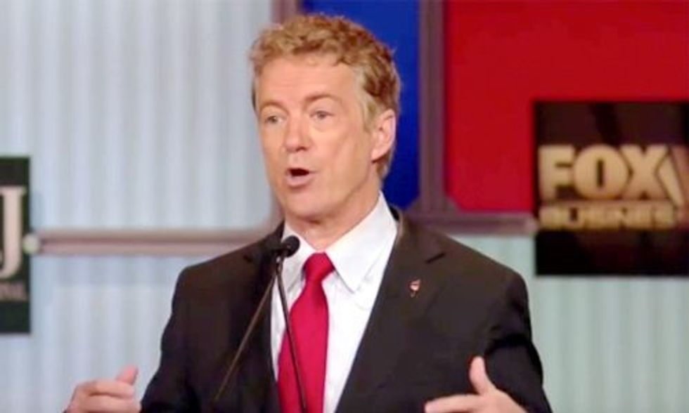 3 Reasons Why Rand Paul Is Dead Wrong on Climate Change