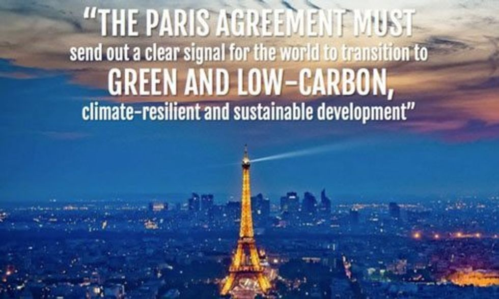 5 Things You Need to Know About the Paris Climate Talks