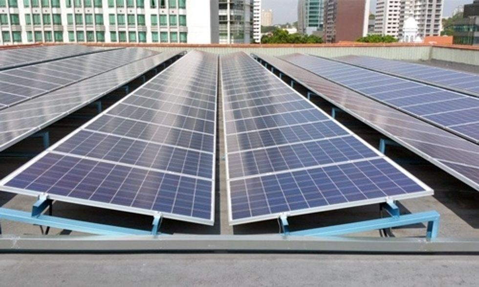 Apple to Power 100% of Singapore Operations With Solar Energy