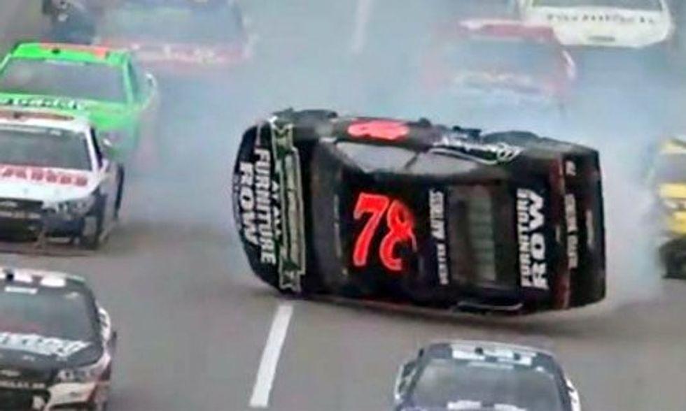 Bill Nye Slams NASCAR as the 'Anti-NASA'