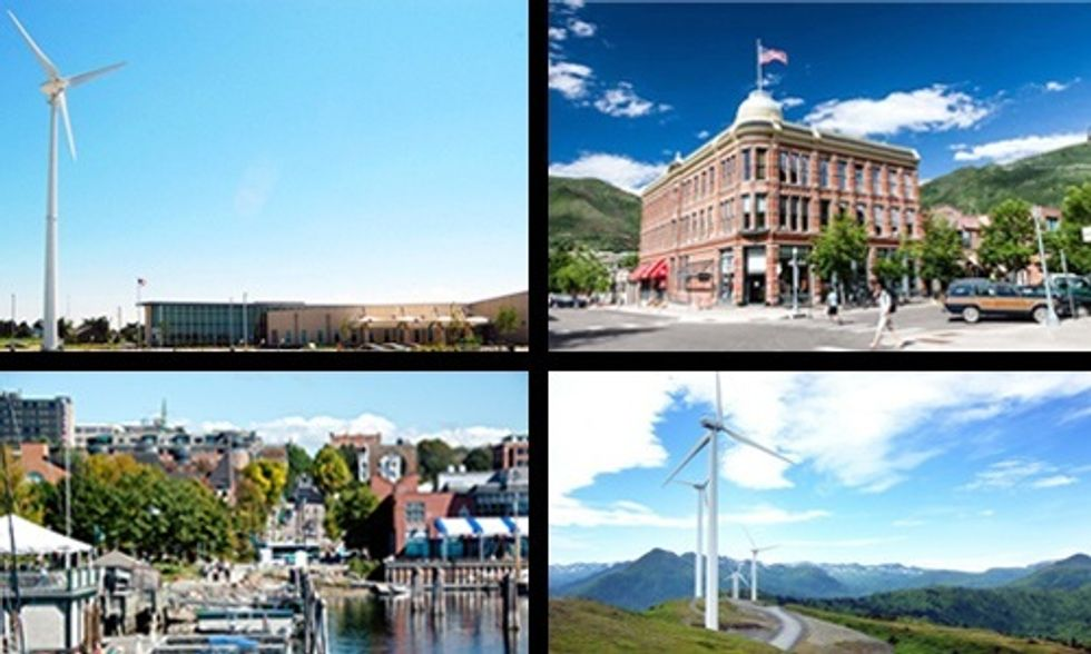 4 U.S. Cities That Have Gone 100% Renewable
